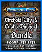 Direhold City & Castle Direhold [BUNDLE]