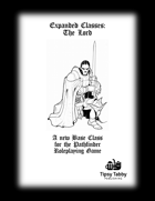 Expanded Classes: Lord - Pathfinder