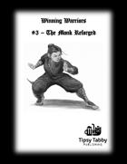 Monk - Pathfinder
