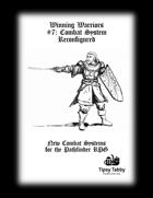 Winning Warriors: Combat Reconfigured - Pathfinder
