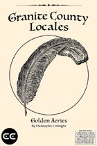 Granite County Locales Golden Aeries