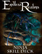 Endless Realms: Ninja Skill Deck