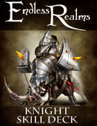 Endless Realms: Knight Skill Deck