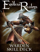Endless Realms: Warden Skill Deck