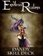 Endless Realms: Dandy Skill Deck