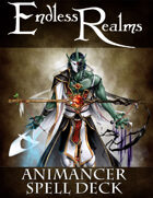 Endless Realms: Animancer Spell Deck