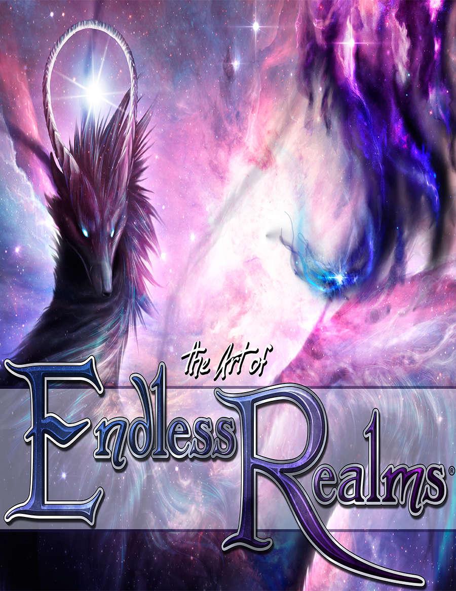 Endless Realms Art Book