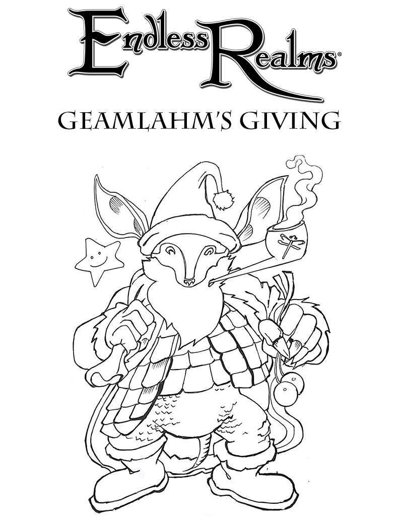 Endless Realms: Geamlahm's Giving