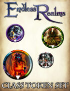 Endless Realms: Roll20 Class Tokens