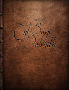 Diary of Tal'Suni Del'Raith