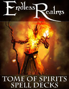 Endless Realms: Tome of Spirits Spell Deck