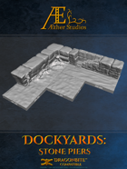 Dockyards: Stone Piers