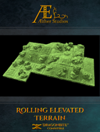 Rolling Elevated Terrain
