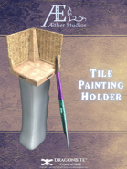 Tile Painting Holder