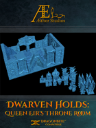 Dwarven Hold: Queen Eir's Throne Room