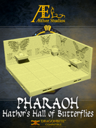Pharaoh 4: Hathor's Hall of Butterflies