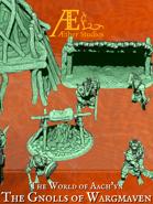 World of Aach'yn: Gnolls of Wargmaven