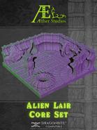 Tycho City: Alien Lair