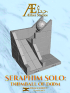 Seraphim Solo: The Doomball of Doom