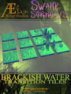Swamp of Sorrows - Brackish Water Transition Tiles
