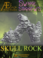 Swamp of Sorrows - Skull Rock