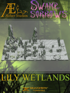Swamp of Sorrows - Lily Wetlands