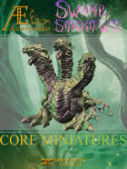 Swamp of Sorrows - Core Miniatures