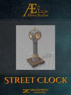 Aethertowne Street Clock