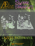 Swamp of Sorrows - Azite Pathways