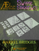 Swamp of Sorrows - Barrel Bridge