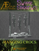 Swamp of Sorrows - Hanging Crocs