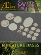 Swamp of Sorrows - Miniature Bases