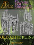Swamp of Sorrows - Old Azite Ruins