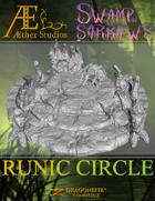 Swamp of Sorrows - Runic Circle