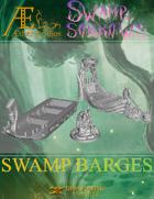 Swamp of Sorrows - Swamp Barges