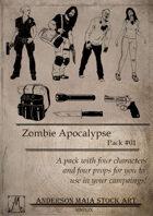 Zombie Apocalypse Pack #01
