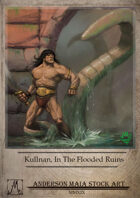 Kullnan In The Flooded Ruins