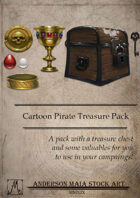 Pirate Treasure Pack
