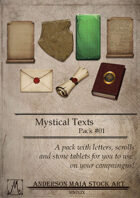 Mystical Texts Pack