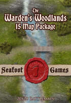 Seafoot games maps - The Wardens woodlands