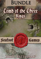 Seafoot Games - Three Kings Tomb [BUNDLE]