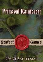 Seafoot Games - Primeval Rainforest | 20x30 Battlemap