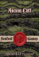 Seafoot Games - Ancient Cliffs | 20x30 Battlemap