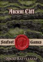 Seafoot Games - Ancient Cliffs | 20x30 Battlemap