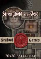 Seafoot Games - Stronghold of the Void | 20x30 Battlemap