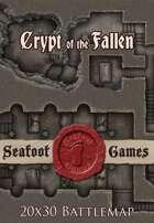 Seafoot Games - Crypt of the Fallen   20x30 Battlemap