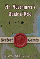 Seafoot Games - An Adventurer's Guide to Keld
