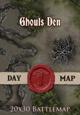 Seafoot Games - Ghouls Den | 20x30 Battlemap
