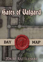 Seafoot Games - Gates of Valgard | 20x30 Battlemap