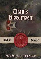 Seafoot Games - Titan's Bloodmoon | 20x30 Battlemap